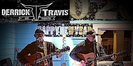 Derrick Dorsey  and Travis