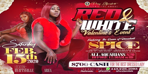 Prezzy's Annual Red & White Event