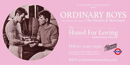 The Hated For Loving Soi·rée @ The Anderson Miami
