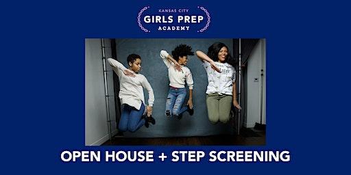 KC Girls Prep Open House + STEP Screening