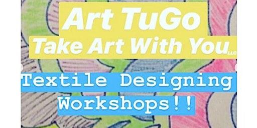 Tote Bag Textile Design Workshop!