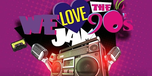 DJ HOTROD WE LOVE the 90s w/ BIZ MARKIE @ STEREO GARDEN