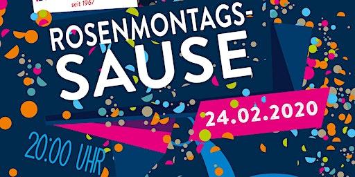 Rosenmontags-Sause mit DJ Burns