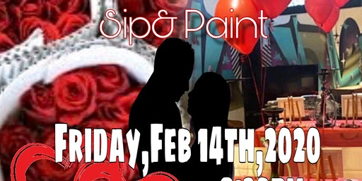 LOVERS And FRIENDS SIP & PAINT