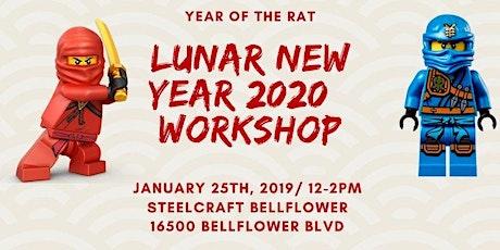 2020 Lunar New year Workshop tickets