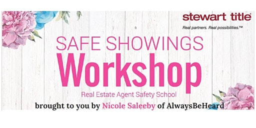 Safe Showings Workshop