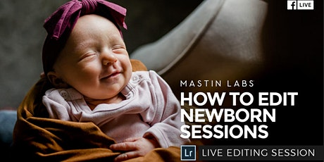 How to Edit Newborn Sessions tickets
