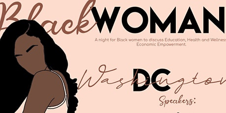 BLACK WOMAN: A Candid talk with Wine tickets