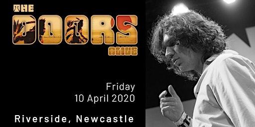 The Doors Alive - Riverside, Newcastle
