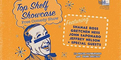 Comedy Showcase Thursdays at the Irish Rover tickets
