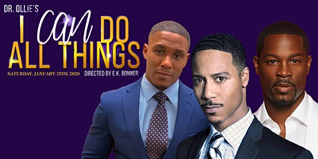 I Can Do All Things: An Inspirational Stage Play tickets