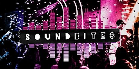 SoundBites tickets