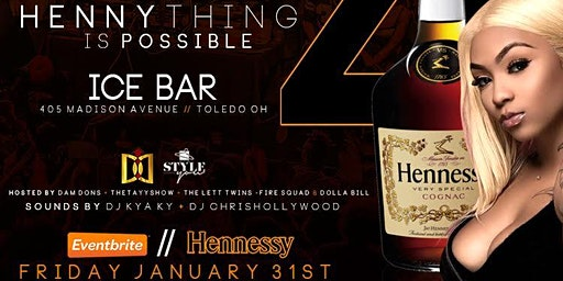 "Hennything Is Possible ""4"""