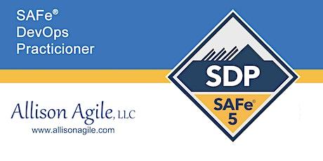 GUARANTEED TO RUN (Remote) SAFe 5.0 DevOps Certification - Dallas, TX (Apr 11/12) tickets