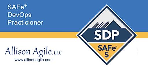 GUARANTEED TO RUN SAFe 5.0 DevOps Certification - Dallas, TX (Apr 11/12)