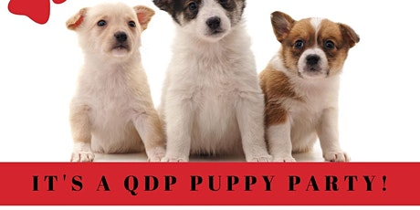Puppy Party tickets