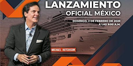 Lanzamiento Oficial México InCruises boletos