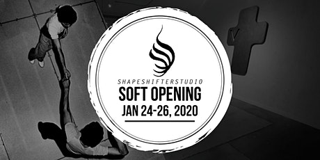 SSS 2.0 Soft Opening tickets