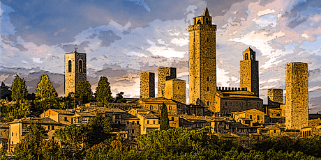 Exploring Italy: A Wine and Culinary Journey  tickets