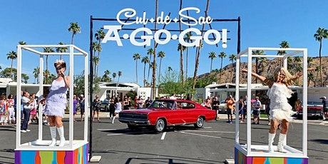Palm Springs Go-Go Dancing with DD Classes  tickets