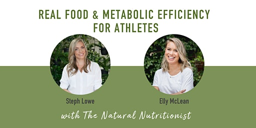 Real Food & Metabolic Efficiency for Athletes