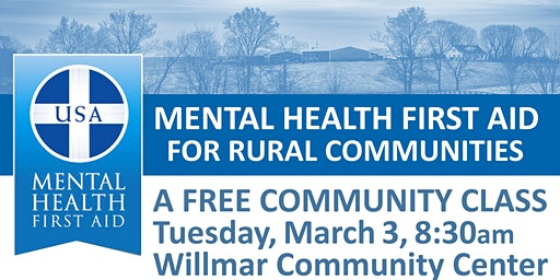 Mental Health First Aid for Rural Communities