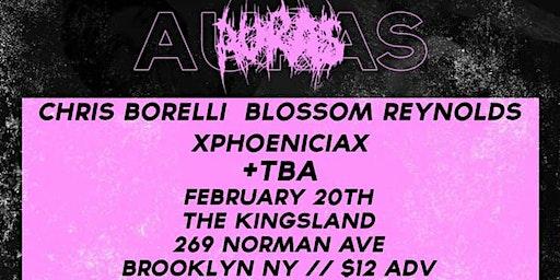 Young Cobain, Auras, Chris Borelli + more at Kingsland