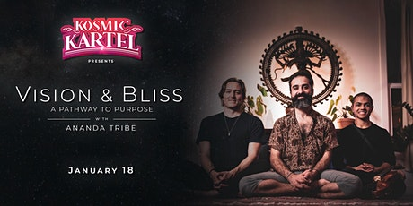 VISIONS & BLISS // A Pathway to Purpose tickets