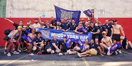 Toronto Muddy York Rugby 2020 New Player Practice tickets