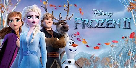 Espaço Frozen 2 [26/01] ingressos