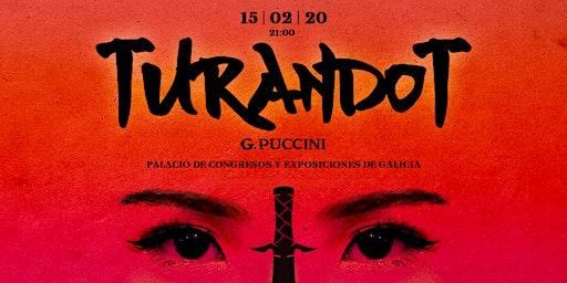 Turandot de Puccini el 15 de febrero en Santiago de Compostela