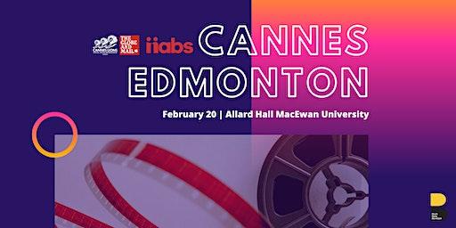 Cannes Lions Edmonton Screening 2020