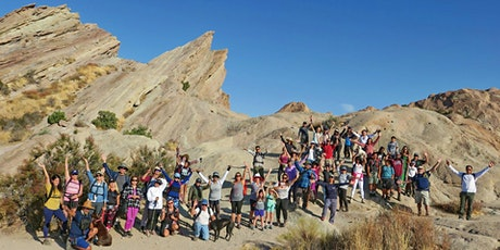 HiKing-with-Friends: Vasquez Rocks Family Day Hike tickets
