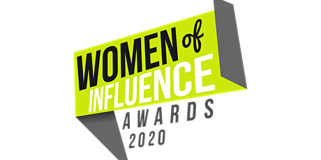 2020 Women of Influence Dinner and Awards tickets