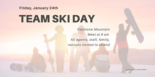 Keller Williams Integrity Team Ski Day