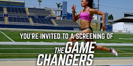 Free screening of THE GAME CHANGERS followed by discussion panel