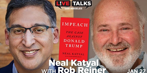 Neal Katyal in conversation with Rob Reiner