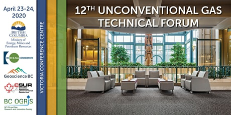 12th Unconventional Gas Technical Forum tickets
