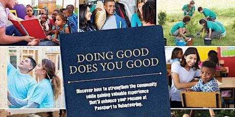 Camp Hansen Passport to Volunteering tickets
