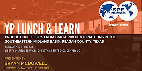 SPE YP - February Lunch & Learn tickets