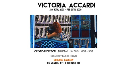 Victoria Accardi Solo Exhibit tickets