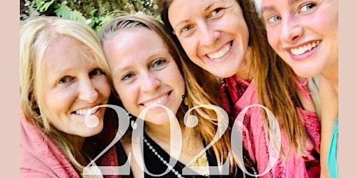 2020 SISTERHOOD GATHERING: Share , Love + Feast