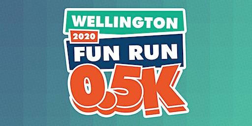 Wellington Fun Run 0.5K - 2020