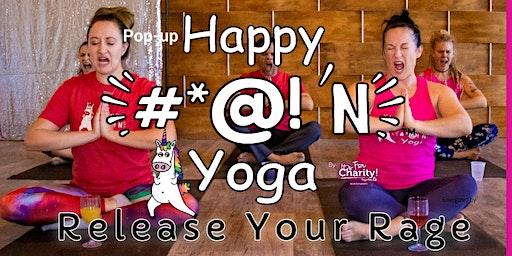 Happy #*@!'N Yoga Pop-up at Sports Garden DFW