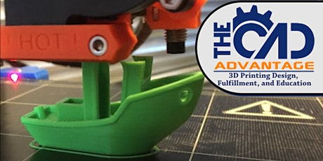 3D Printing Basics: For Business, For Home, For Fun! tickets