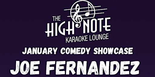 The High Note Karaoke Lounge Comedy Showcase