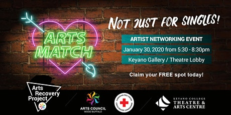 Arts Match 2.0 tickets