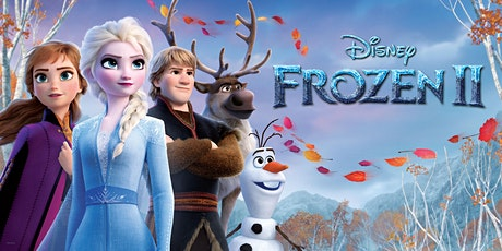 Espaço Frozen 2 [23/01] ingressos