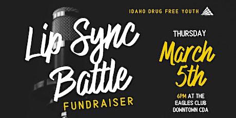 Idaho Drug Free Youth Lip Sync Battle Fundraiser tickets