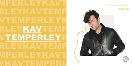 Kav Temperley (Eskimo Joe) Live from the Stables tickets